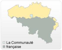 Carte Belgique Communautes Et Regions.Les Cartes De L Etat Federal Belgium Be