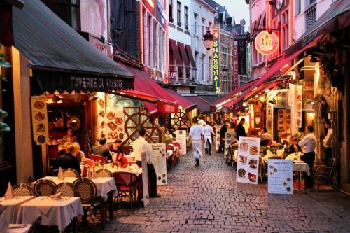 Tourism Belgium Be