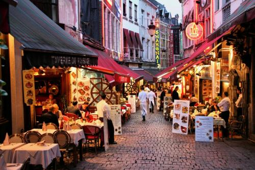 Tourism Belgiumbe