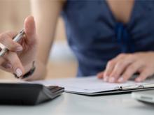 Belastingaangifte met Tax-on-web