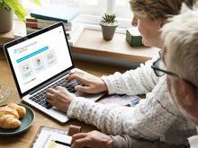 Demandez votre pension en ligne