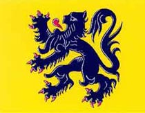 Flag of the Flemish Community